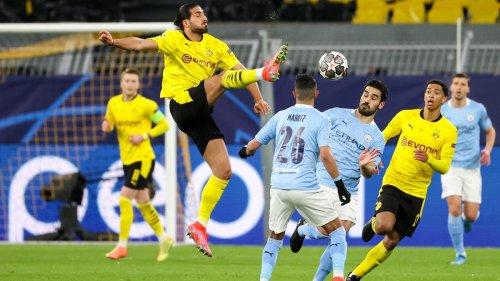 Borussia Dortmund scheitert an Manchester City
