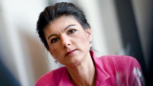 Linke-Mitglieder beantragen Parteiausschluss von Sahra Wagenknecht