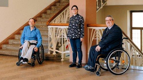 Menschen mit Behinderung: Raus aus der Isolation