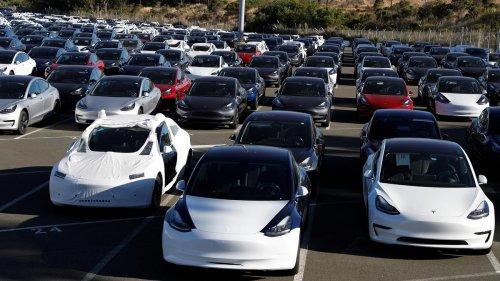 Elektroautos: Wie Tesla dem Chipmangel trotzt