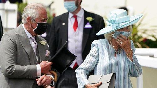 Berater: Queen ist im Pferderennen-Fieber