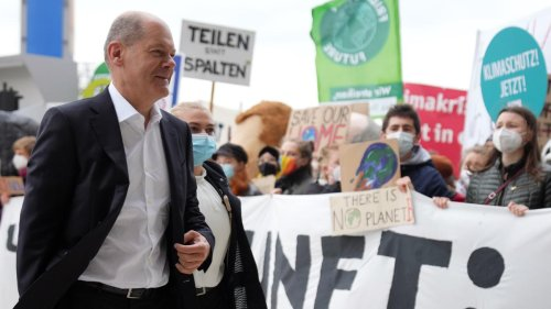 Besetzung des Finanzministeriums: Will Olaf Scholz nur spielen?