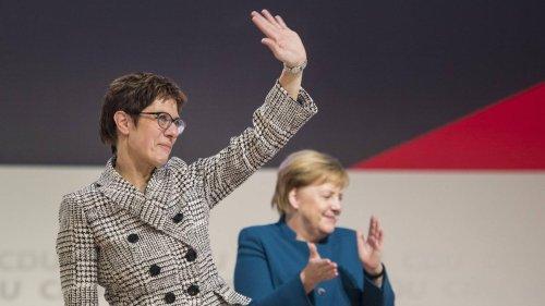 Nach der Wahl zur CDU-Vorsitzenden: Diese Probleme muss Annegret Kramp-Karrenbauer jetzt angehen