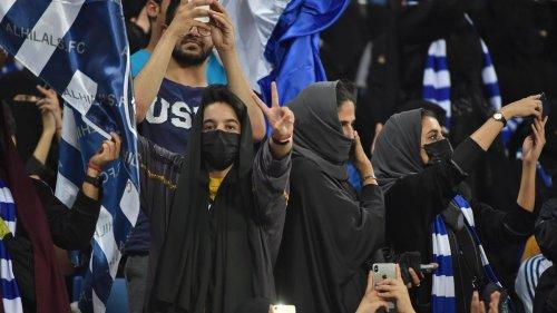 """Frauenfußball in Saudi-Arabien: """"Ich will die Frauen stärken"""""""