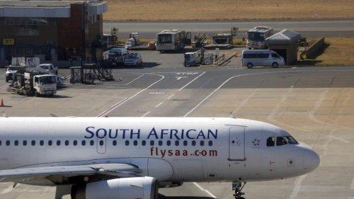 Luftverkehr: Südafrikas Fluggesellschaft wieder am Himmel
