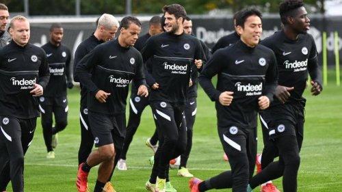 Fußball: Eintracht-Europacupspiel gegen Piräus wird angepfiffen
