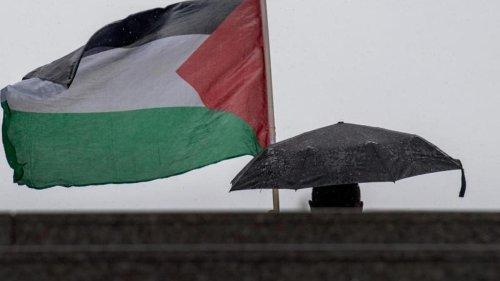 Mehr als ein Dutzend Demonstrationen nach Gewalt in Nahost