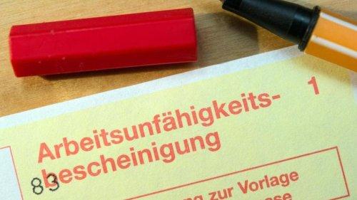 Arbeitsunfähigkeit: Stress und Co.: Kann ich mich krankschreiben lassen?