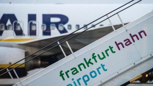 Luftverkehr: Flughafen Frankfurt-Hahn GmbH meldet Insolvenz an