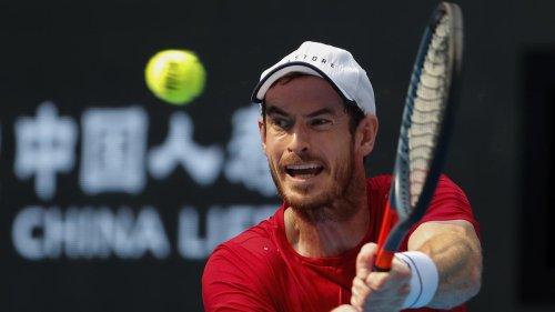 Andy Murray: Nur er glaubt an seine Chance