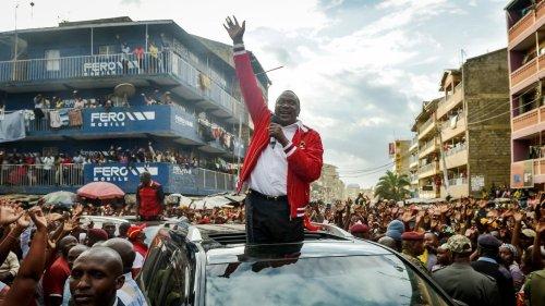 Shitstorm nach IWF-Kredit: Selbstbewusste Kenianer