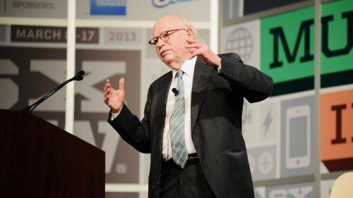 Nobelpreisträger Steven Weinberg: Der Herr der Kräfte