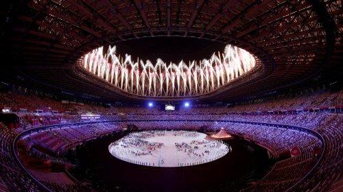 Olympia 2021: Olympische Sommerspiele in Tokio eröffnet