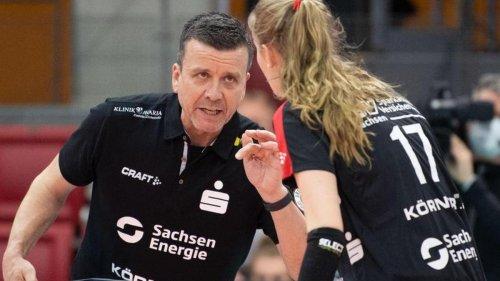 Dresdner Volleyballerinnen erzwingen fünftes Finalspiel