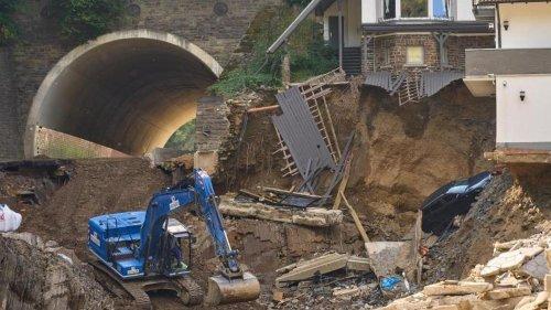 Hochwasser: Staatsanwaltschaft bekommt über 290 Hinweise zur Sturzflut