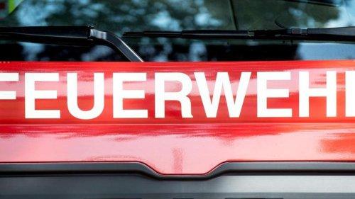 Brände: Brand in Asylbewerberheim von Hoyerswerda - Evakuierung