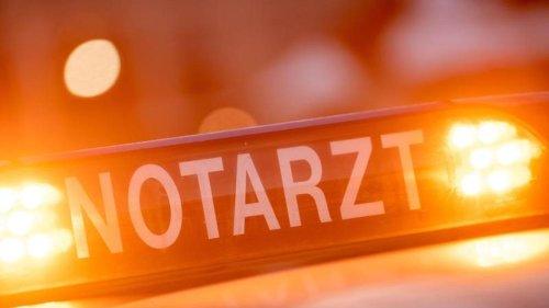 Unfälle: Verletzte bei Frontalzusammenstoß auf A20-Behelfsbrücke