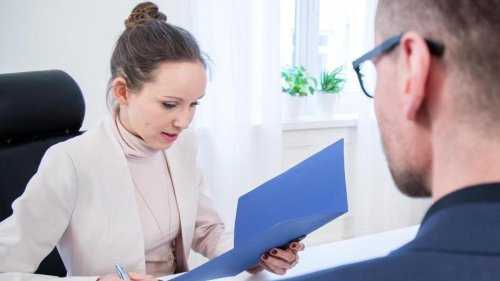 """""""Haben Sie noch Fragen?"""": Elegante Ausstiege im Jobinterview"""