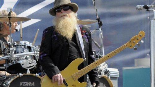 Rockband: Altmeister des Bluesrock: ZZ Top-Bassist Dusty Hill ist tot