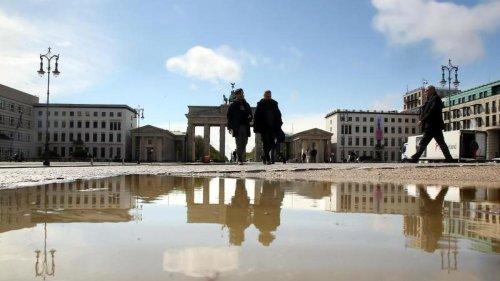 Sonne-Wolken-Mix und steigende Temperaturen für Berlin