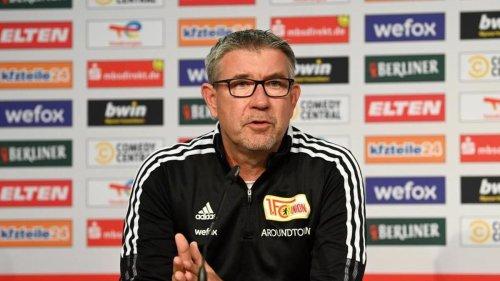 Fußball: Fischer sieht Union bereit für BVB