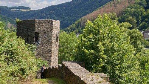 Dausenau muss schiefen Turm stabilisieren