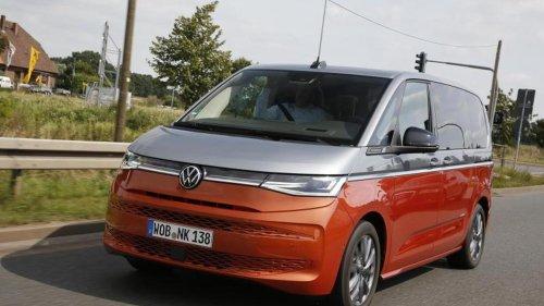 Autotest: VW Multivan: So viel Neues bringt die nächste Generation