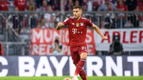 Fußball: Bayern im Training mit Hernández: Ohne Davies und Goretzka