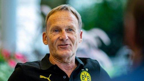 Fußball: BVB-Chef Watzke hofft auf höhere Zuschauerzahlen