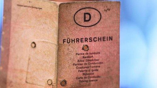 Verkehr: Führerschein-Umtausch in Sachsen-Anhalt langsam angelaufen