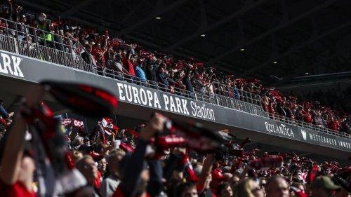 Fußball: SC Freiburg gegen Fürth: Volle Zuschauerauslastung möglich