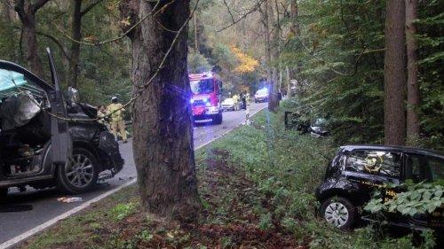 Unfälle: Unfall mit zehn Verletzten: Ermittlungen gegen Fahrer