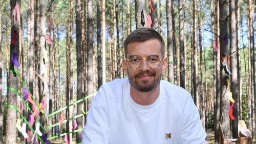 TV-Unterhalter: Joko Winterscheidt freut sich über schlechten Empfang