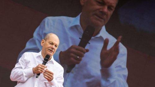 Wahlen: Scholz tourt trotz Finanzausschuss-Sitzung durch Südwesten
