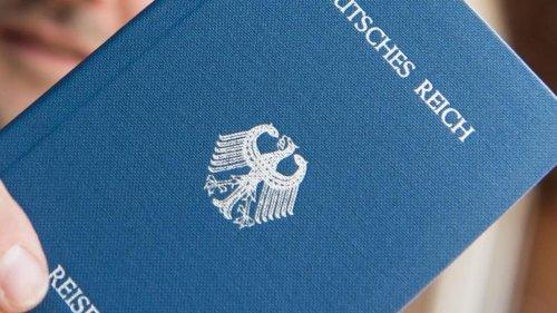 """Polizei: Corona beschert """"Reichsbürgern"""" wieder mehr Zulauf"""