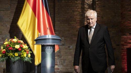 Horst Seehofer würdigt die Leistungen Heimatvertriebener