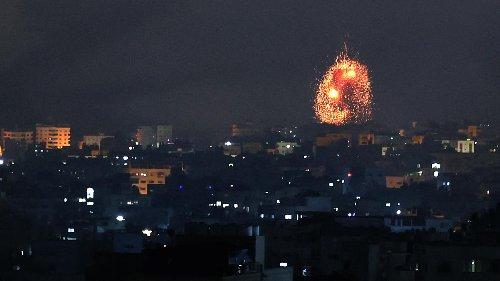 Israel greift Gazastreifen mit Luft- und Bodentruppen an