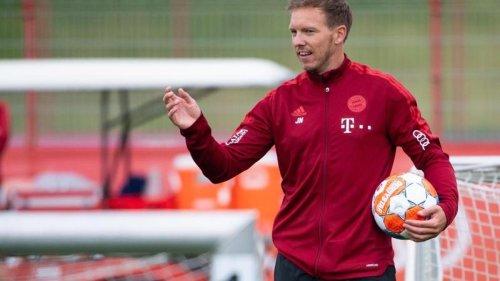 Fußball: Nagelsmann kann endlich richtig loslegen: Top-Trio zurück