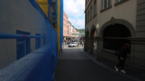 Angriff in Würzburg: Gutachter fordern dauerhafte Psychiatrie für mutmaßlichen Attentäter