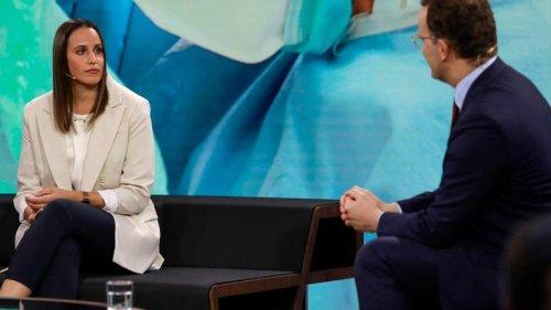 Situation in der Pflege: #Nichtselbstverständlich: Pflegerin trifft Minister Spahn