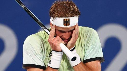 Tennis bei Olympia: Alexander Zverev besiegt Novak Đoković und steht im Olympiafinale
