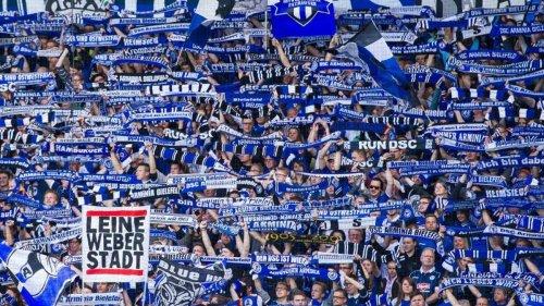 Fußball: Kein Bargeld: Bielefeld stellt Zahlungsmethoden für Fans um