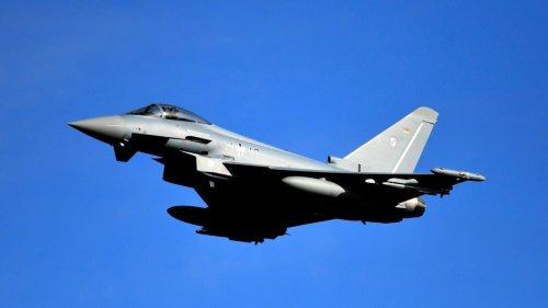 Luftwaffe: Eurofighter verursachen Überschallknall im Rhein-Main-Gebiet