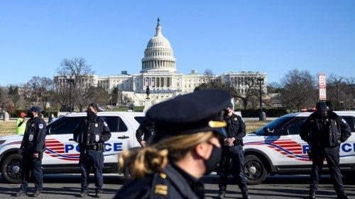 US-Kongress: FBI bittet um Hinweise auf am Kapitol platzierte Rohrbomben