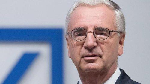 Börsen: Studie: Achleitner erneut Topverdiener unter Dax-Chefs