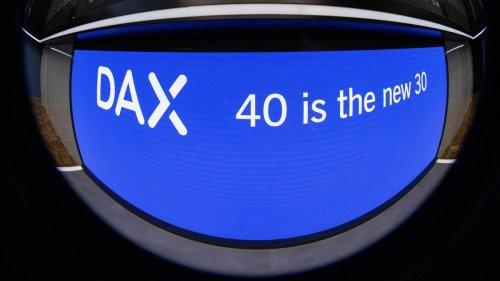Deutsche Börse: Dax um zehn Unternehmen erweitert – und erst mal im Minus