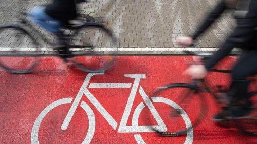 Verkehr: Automatische Zählstelle zeigt Radverkehr in Berlin an