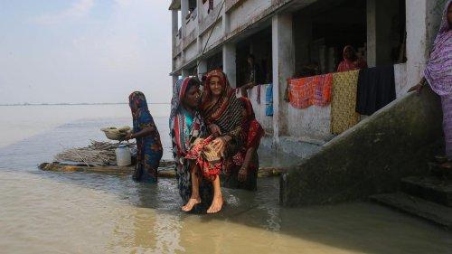 """Hochwasser: """"In Bangladesch stirbt niemand mehr bei Hochwasser"""""""