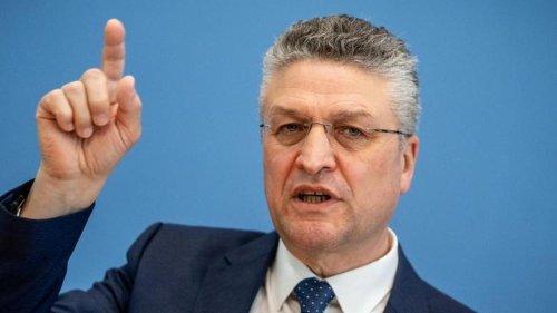 RKI-Präsident Wieler: Können Corona nicht ausrotten