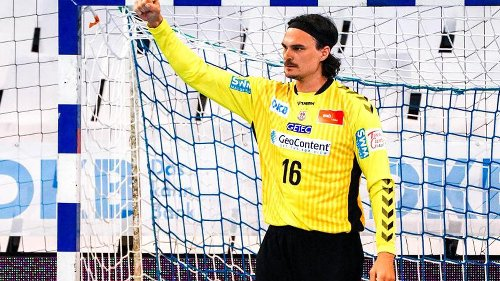 Saison beendet: Magdeburg-Torhüter Green am Knie operiert